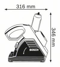 Bosch GNF 35 CA Professional (№ 0601621708)