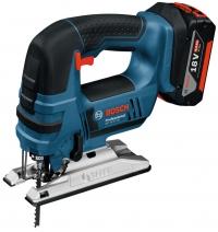 Bosch GST 18 V-LI B Professional (4.0 Ah x 2, L-BOXX) (№ 06015A6102)