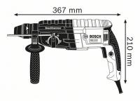 Перфоратор с патроном SDS plus GBH 240 Professional