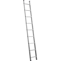 Лестница СИБИН приставная, 9 ступеней, высота 251 см 38834-09