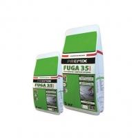 Затирки для швов Premix Fuga 35 Ultra 1 кг 01 Белая