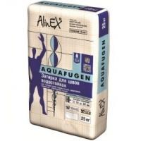 Затирка водостойкая AQUAFUGEN 25 кг