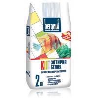Затирка для швов Bergauf KITT, цвет серебристо-серая