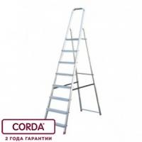 Свободностоящая стремянка 8 ступенек CORDA