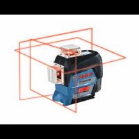 Лазерный нивелир GLL 3-80 C (АА) Соло (без аккумулятора) (0601063R01)