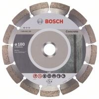 Алмазный отрезной круг Standard for Concrete 180 x 22,23 x 2 x 10 mm (№ 2608602199)
