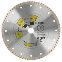 Алмазный отрезной круг Universal Turbo 125 x 22,23 x 2,0 x 8,0 mm (№ 2609256408)