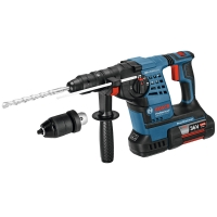 Bosch GBH 36 VF-LI Plus (4.0Ah x2 + L-BOXX) Professional (№ 0611907002)
