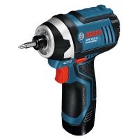 Bosch GDR 10,8-LI Professional (2.0Ah x2 L-BOXX) (№ 06019A6977)
