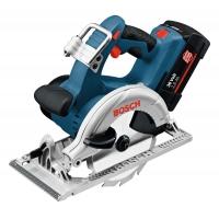 Bosch GKS 36 V-LI Professional (2.6 Ah x 2, Case) (№ 0601673R02)