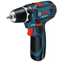 Bosch GSR 10,8-2-LI Professional Набор из 5 инструментов