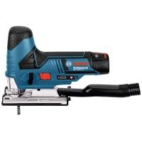 Bosch GST 10,8 V-LI Professional (2.0 Ah x 2, L-BOXX) (№ 06015A1000)