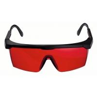 Bosch очки для наблюдения за лазерным лучом (цвет красный) Professional (№ 1608M0005B)
