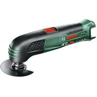 Многофункциональный инструмент Bosch PMF 10,8 LI (без аккумулятора и зарядного устройства)