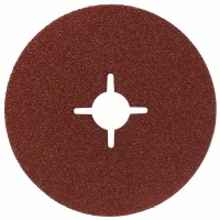 Фибровый шлифкруг R444, Expert for Metal 115 мм, 22 мм, 100 (№ 2608605468)
