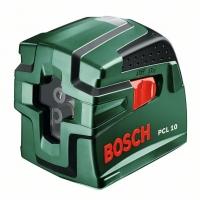 Лазерный нивелир Bosch PCL 10 Set (штатив в комплекте) (№ 0603008121)