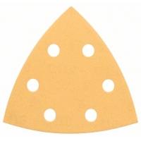 Шлифлист C470, в упаковке 5шт. 93 mm, 100 (№ 2608605151)