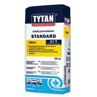 Клей для плитки TYTAN STANDARD TS 51