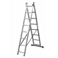 Лестница двухсекционная 2*8 ступ CORDA