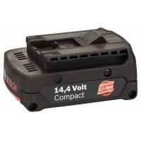 Вставной аккумулятор 14,4 В Light Duty (LD), 1,3 Ah, Li-Ion (№ 2607336150)